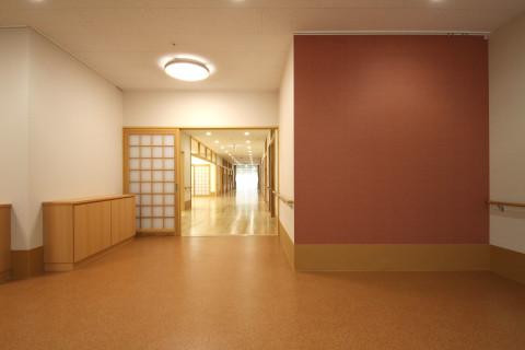 特別養護老人ホーム/1階建