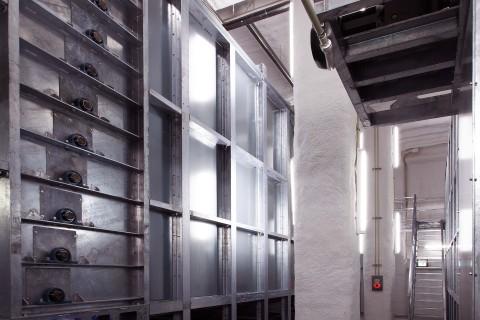自動製氷施設