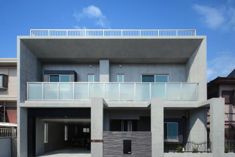 K邸 住宅/2階建 PH